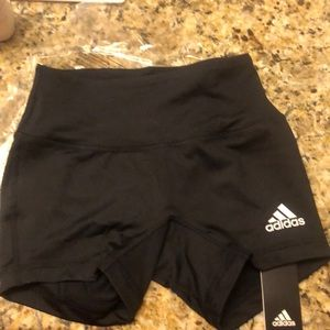 Volleyball shorts. 4in short tight.